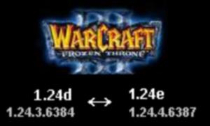 Патч 1.24с Warcraft 3 Patch 1.24c скачать Патчи Варкрафт. козырьк