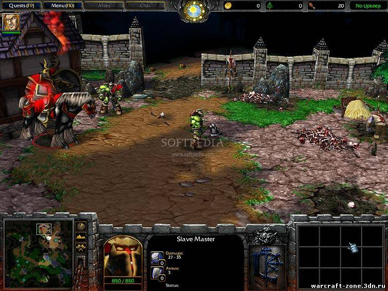 Warcraft iii completo + expans0e3o + mapas anime